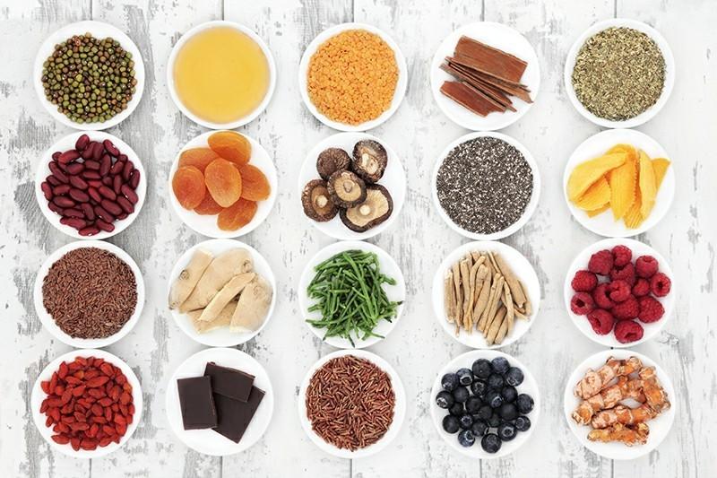 Gesund essen Ernährungstipps Rezepte Superfoods