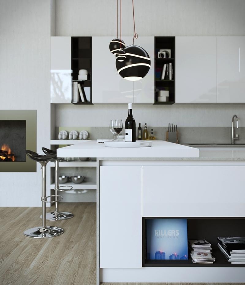 Küchendesign Ideen Kücheneinrichtungen für Männer