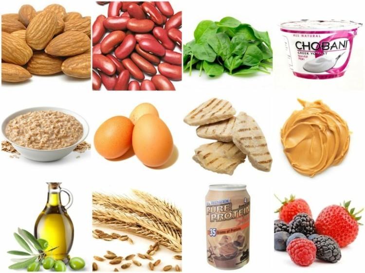 was darf ich bei der eiweißdiät essen