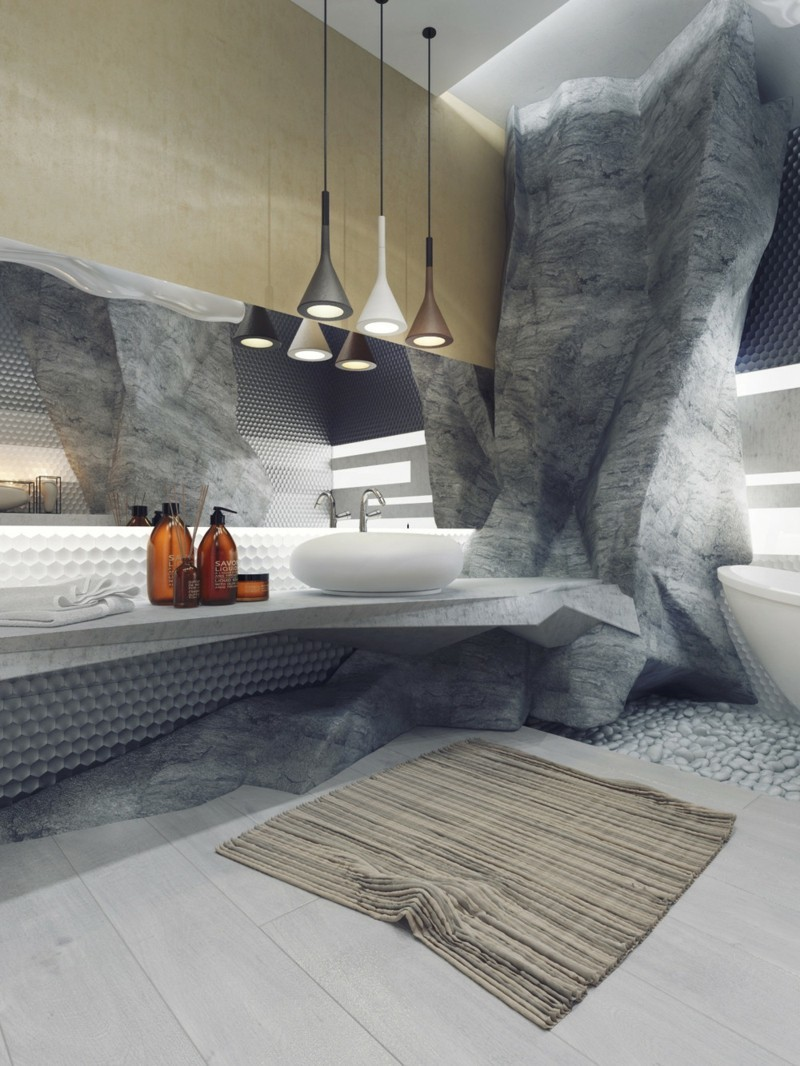 Luxus badezimmer einrichtung  Luxus Badezimmer einrichten - 5 inspirierende Luxusbäder