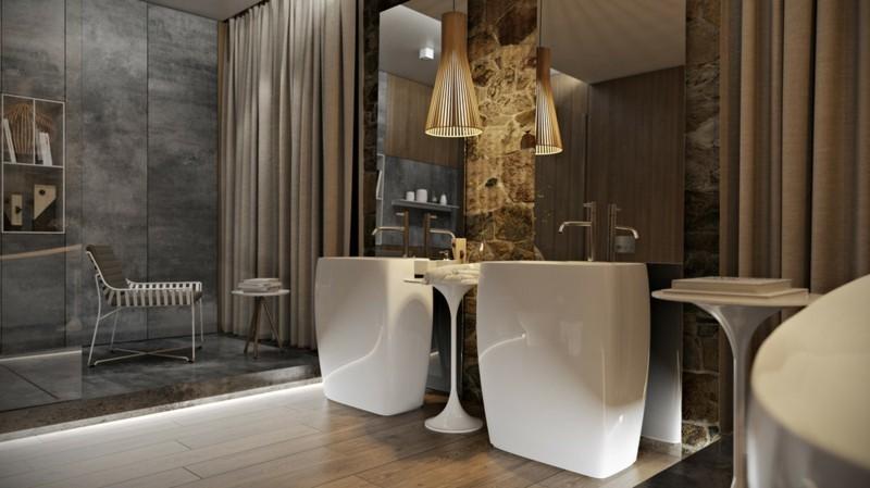 Luxus Badezimmer Einrichten U2013 5 Inspirierende Luxusbäder Zur Schau ...