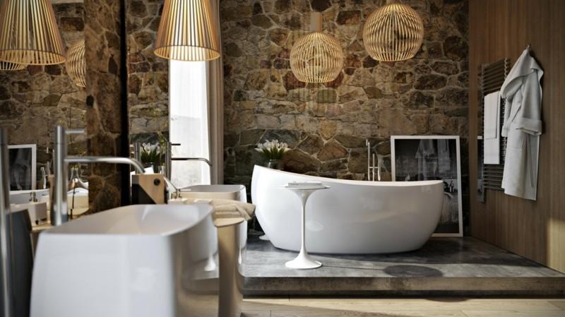 luxus badezimmer einrichtung ~ raum haus mit interessanten ideen, Wohnzimmer dekoo