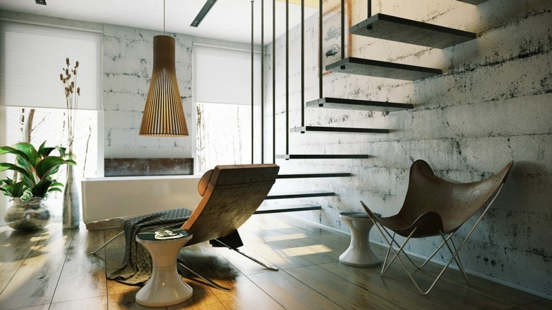 Luxusbäder Bilder Relax Badmöbel modern Badeinrichtung Liegestuhl