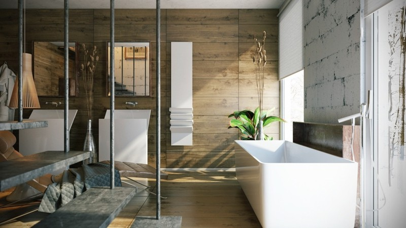 Luxusbäder Bilder Relax Badmöbel modern Badeinrichtung
