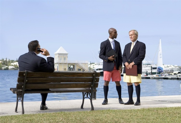 Modefehler und Flops Männermode kurze Hosen