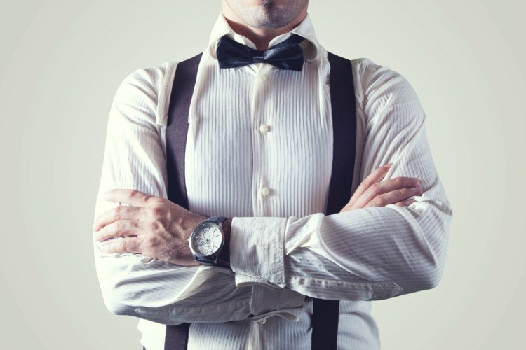 Modefehler und Flops Männermode unordentlich aussehen