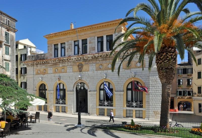 Nach Korfu reisen Insel Korfu Griechenland