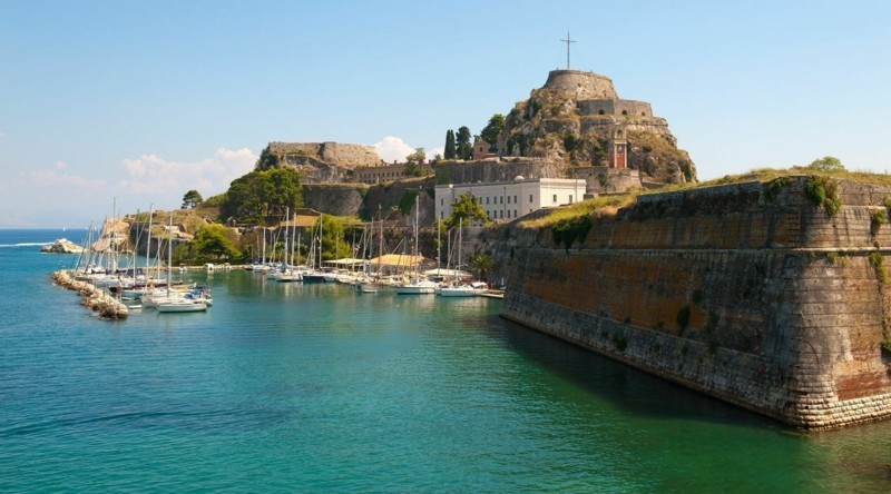 Nach Korfu reisen Inseln Griechenland