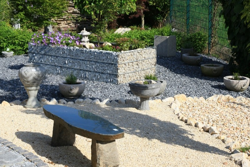 natursteinbrunnen garten, natursteine: einen natursteinbrunnen bauen, Design ideen