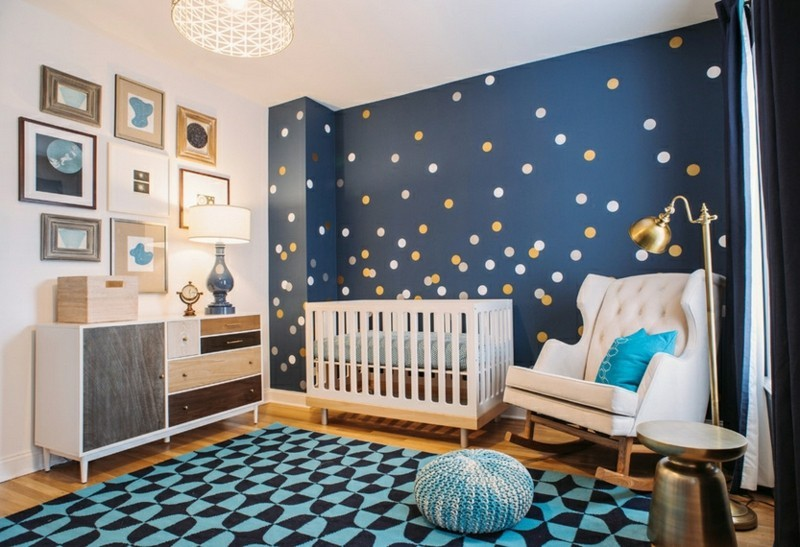 Schaukelstuhl Kinderzimmer Möbel Kinderbett Sessel Schaukelstühle