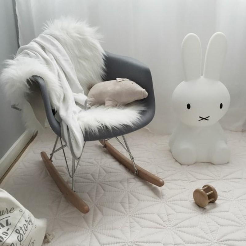 Schaukelstuhl Kinderzimmer Einrichten Eames Chair Schaukelstühle