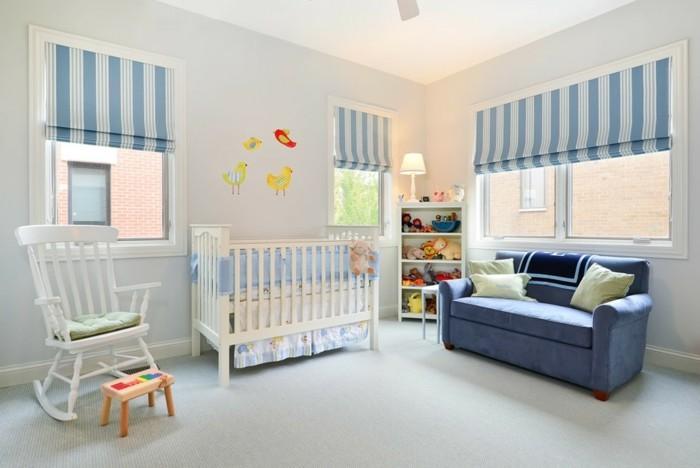Sofa Kinderzimmer gestalten Kinderzimmer Jungen Möbel Couch Kinderbett