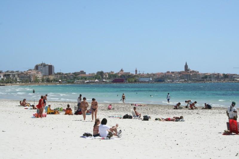 Urlaub Sardinien Alghero Strand Sommerurlaub Reiseziele