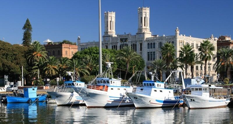 Urlaub Sardinien Cagliari Hafen Sommerurlaub Reiseziele