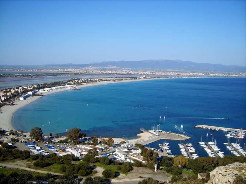Urlaub Sardinien Cagliari Strand Sommerurlaub Reiseziele