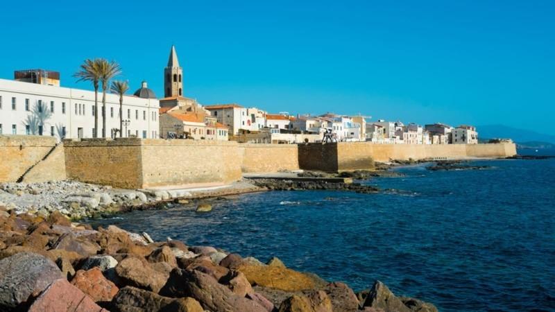 Urlaub Sardinien Sommerurlaub Reiseziel Italien Alghero
