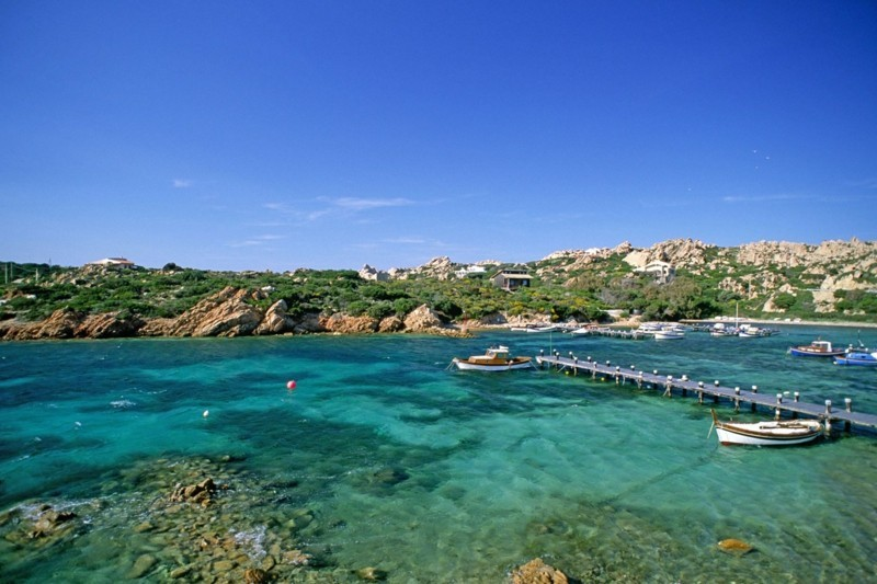 Urlaub Sardinie Sommerurlaub Reiseziel Italien La Maddalena