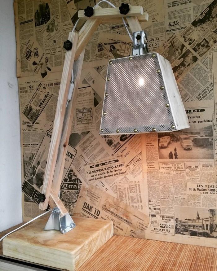 30 Diy Lampe Ideen Fur Ungewohnliche Beleuchtung Zu Hause