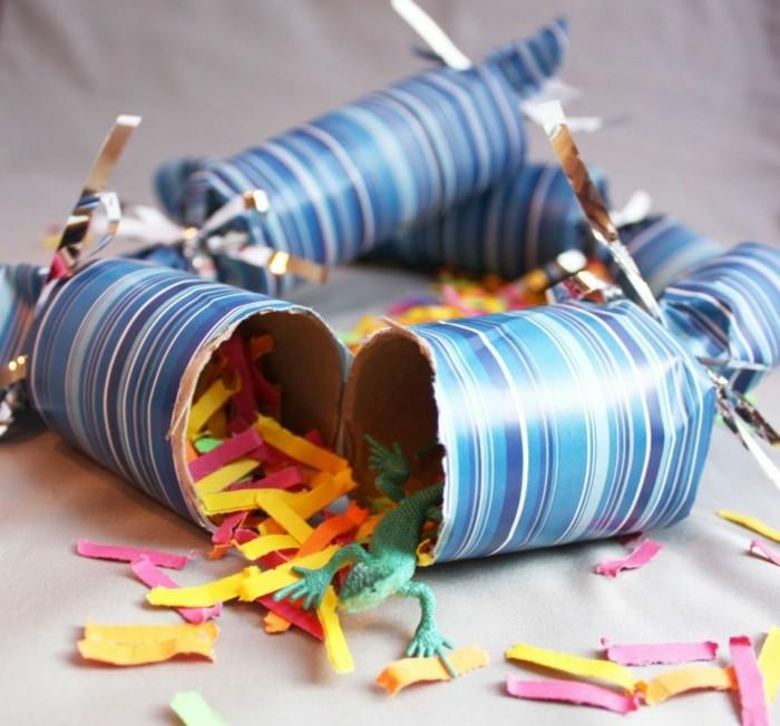 basteln mit klopapierrollen diy ideen deko ideen basteln mit kindern konfeti2