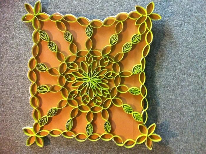 basteln mit klopapierrollen diy ideen deko ideen basteln mit kindern kunst