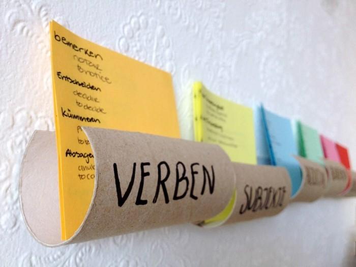 diy ideen deko ideen basteln mit kindern ordnung projekt
