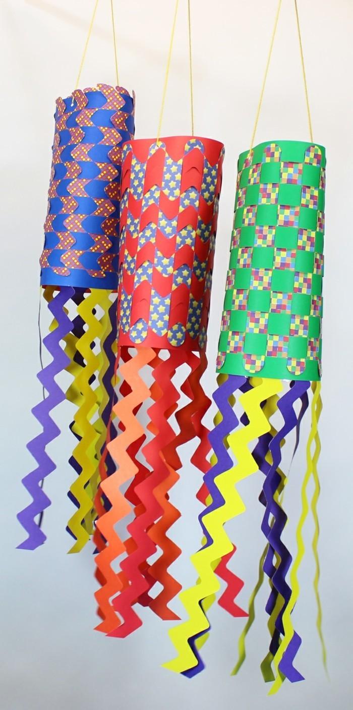 basteln mit klopapierrollen diy ideen deko ideen basteln mit kindern party deko