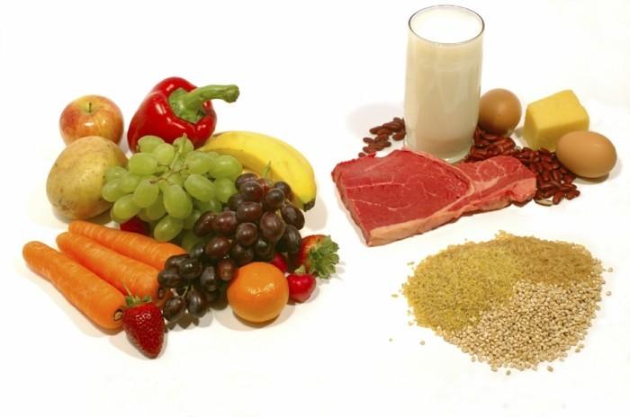 bauchfett verlieren richtige ernährung gesunde lebensmittel