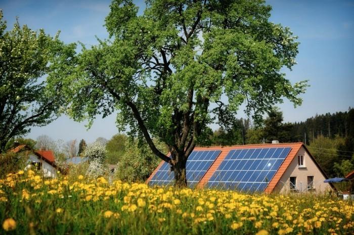 bauen und leben solarsysteme energieeffizienz