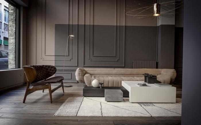 baxter sofa italienische couch dalma klein