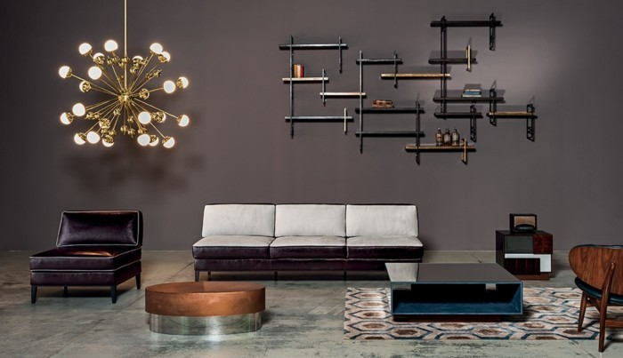 Das Baxter Sofa U2013 Exzellentes Design Und Höchste Qualität Aus Italien | Designer  Möbel ...