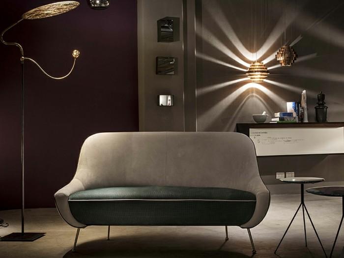 Baxter Asofa Kleine Couch Italienisches Design Mio