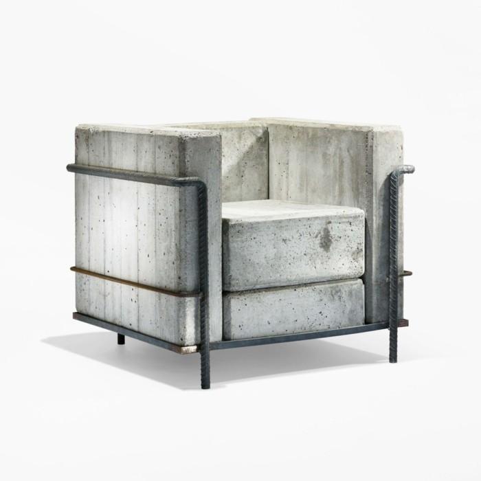 betonmobel selber bauen ~ ideen für die innenarchitektur ihres hauses, Garten ideen