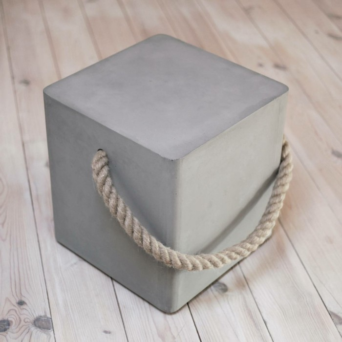 Beton Design Ideen Falls Sie Betonmöbel Selber Machen Wollen