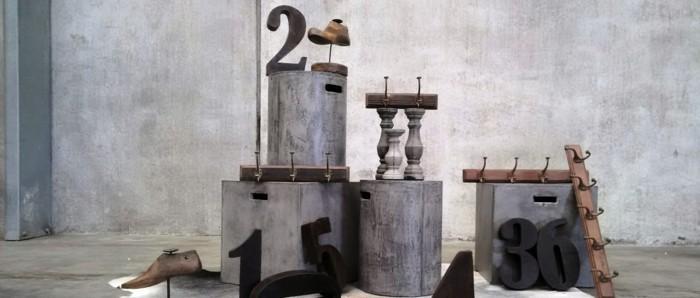 beton design ideen - falls sie betonmöbel selber machen wollen, Garten ideen