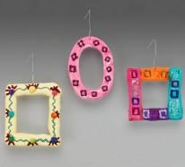 Bilderrahmen selber machen – 36 Kreative DIY Ideen für die Wohnungsdekoration