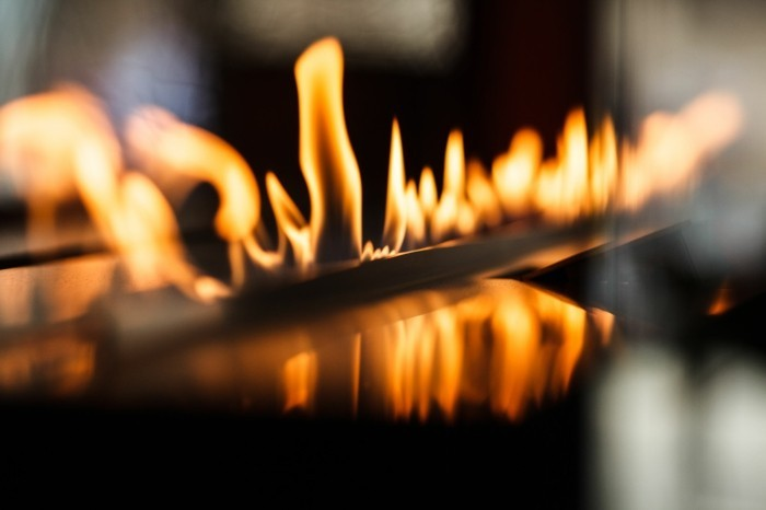 bio ethanol kamin einrichtungsbeispiele wohnideen diy ideen deko ideen natürholz selbst flamme