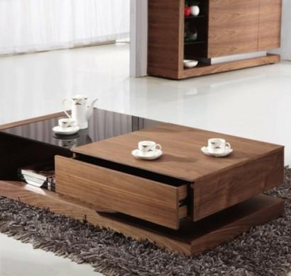 Couchtisch mit Schublade - Nicht nur auf schönes Design ...