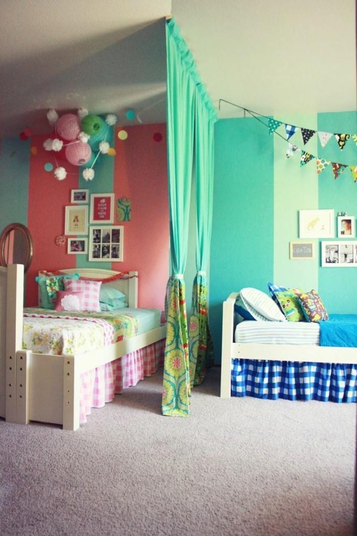 50 deko ideen kinderzimmer reichtum an farben motiven und ideen charakterisiert ein kinderzimmer. Black Bedroom Furniture Sets. Home Design Ideas