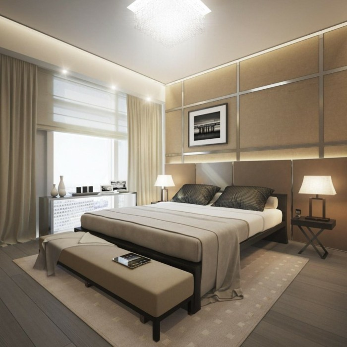 21 kreative schlafzimmer ideen voll fantasie – modernise, Schlafzimmer entwurf