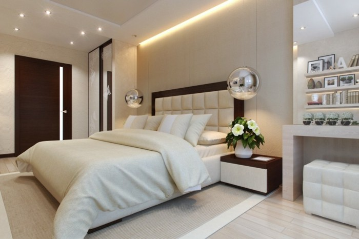 77 Deko Ideen Schlafzimmer für einen harmonischen und einzigartigen ...