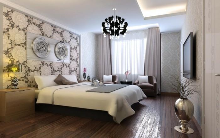 Deko Fur Schlafzimmer ~ Ideen Für Die Innenarchitektur Ihres Hauses