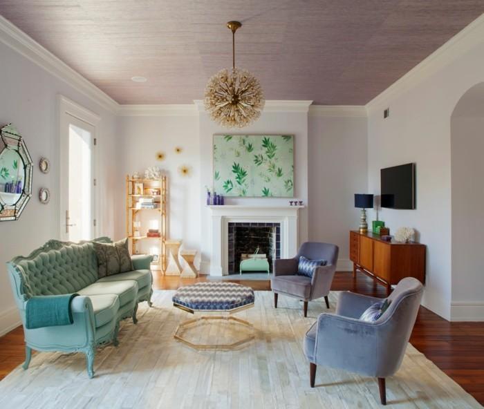 wandbilder wohnzimmer 50 ideen wie sie die wohnzimmerw nde mit wandbildern dekorieren. Black Bedroom Furniture Sets. Home Design Ideas