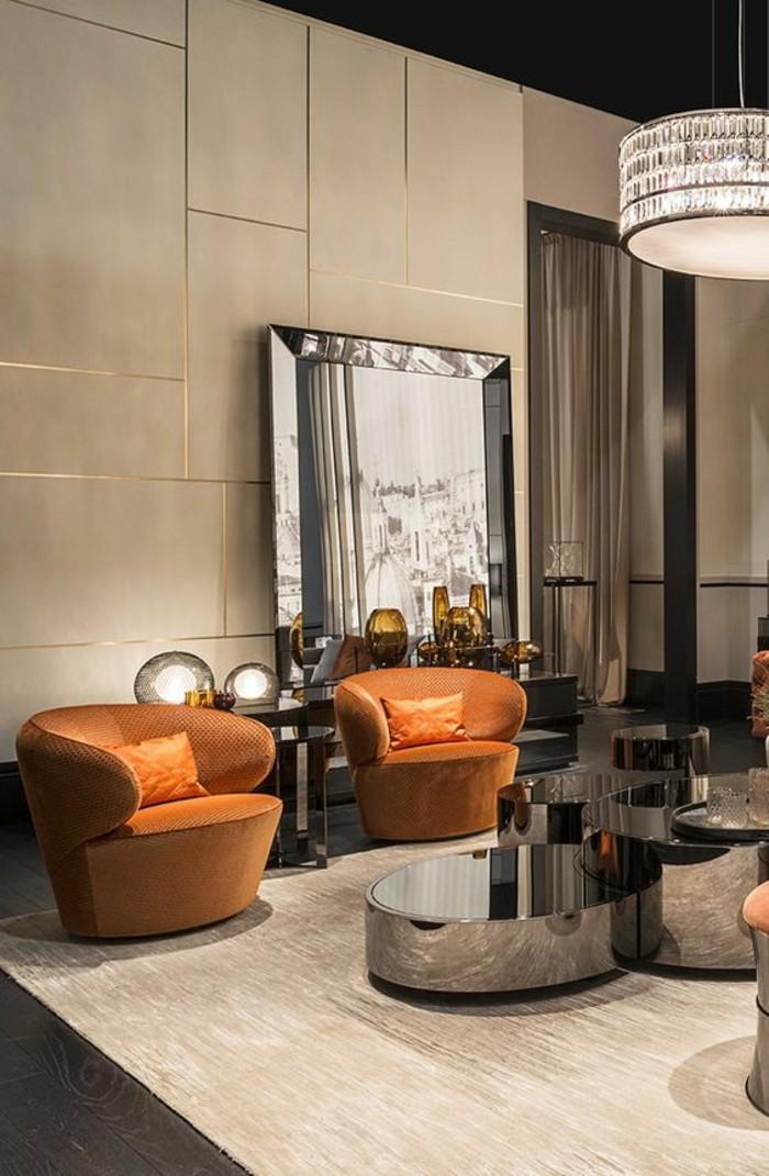Elegante Designer Couchtische mit RetroTouch von Fendi Casa