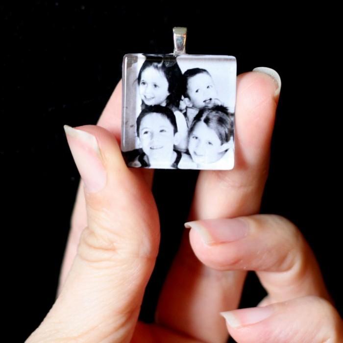 DIY Geschenke diy ideen geschnkideen geschneke persönlicher ketten anhänger