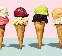 Drei leckere Eis-Ideen – von leicht bis gehaltvoll