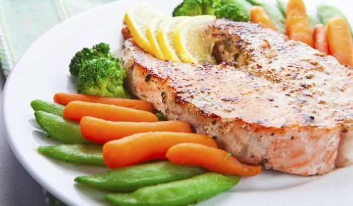 eiweiß diet rezepte lebe gesund proteine pflanzlich proteinreich krabben