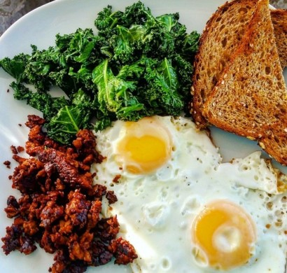 Eiweiss Diat Unser Ernahrungsplan Zum Mitnehmen