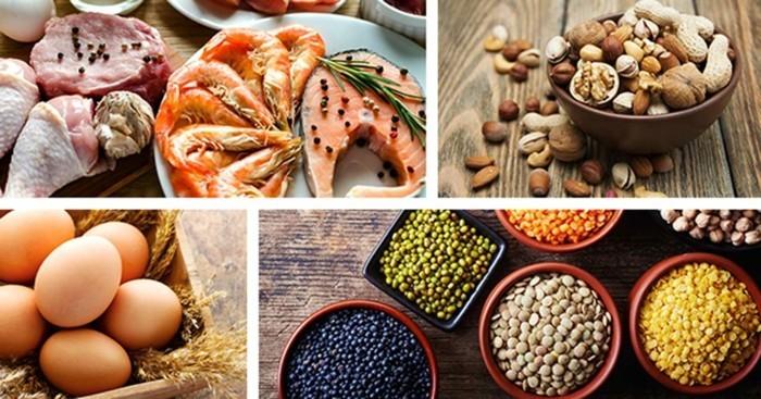 eiweiß diet rezepte lebe gesund proteine pflanzlich