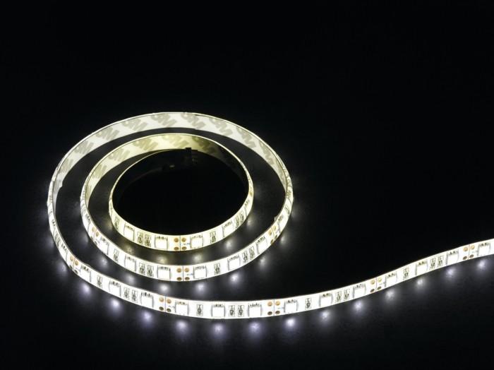energieeffizienz nachhaltig leben haus bauen LED Streifen