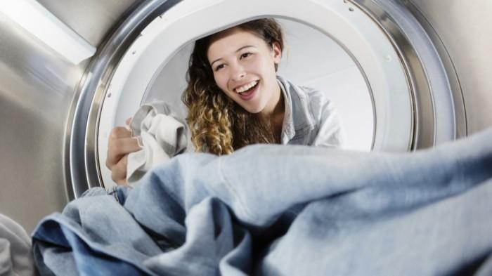 energieeffizienz nachhaltig leben haus bauen tabelle wäschetrockner